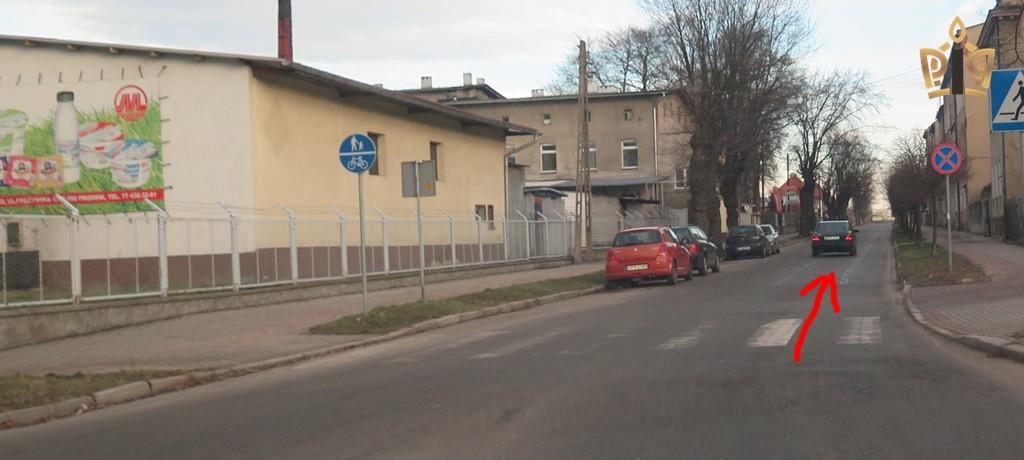ul. Prężyńska, Prudnik