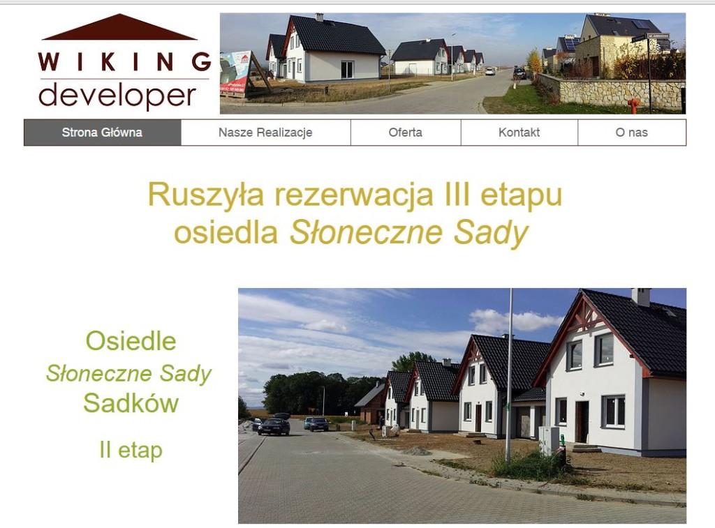 strona developer